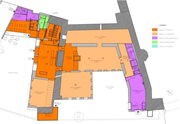 Concurso Arquitectura, Edifício Público