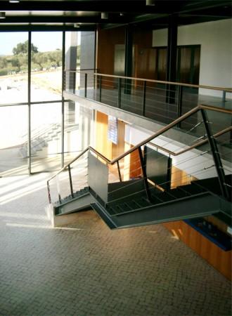 Instalações Desportivas, Projecto Arquitectura