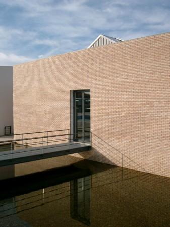 Instalações Desportivas, Arquitectura